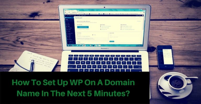 setup-wp-on-a-domain-name