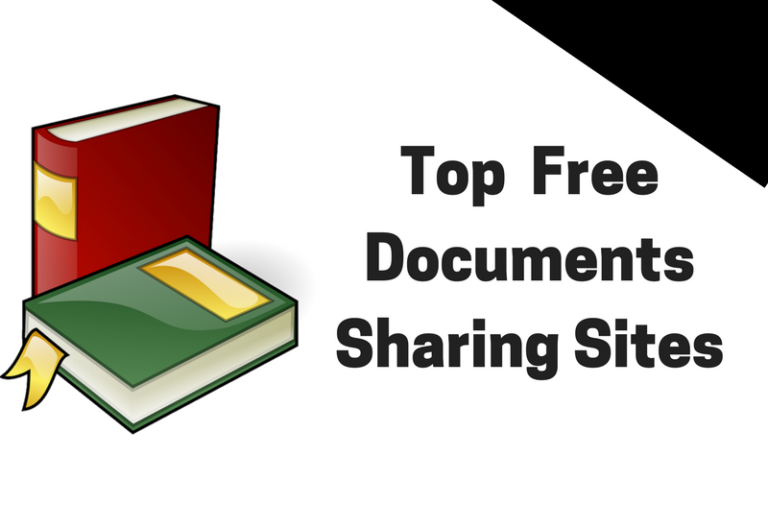 best-documents-sharing-sites