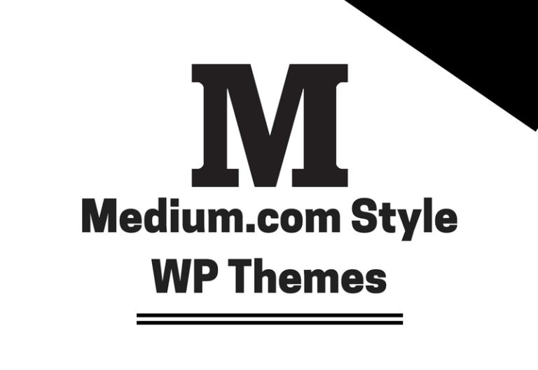 medium-style-wp-themes